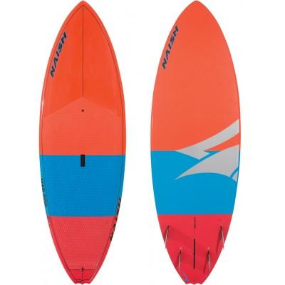 Paddle SUP Surf Naish Mad Dog Pro 2019