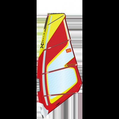 Voile XO Sails Skull (5.3 m ²) 2019