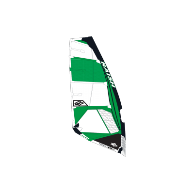 Voile Naish Force V Five 2019 (Vert/Blanc)