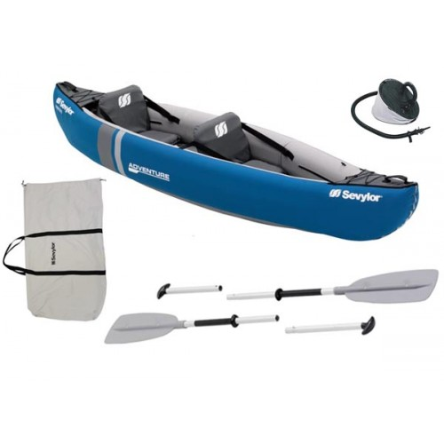 Achat et vente de kayak en pack pas cher prix r duit - Kayak gonflable pas cher ...