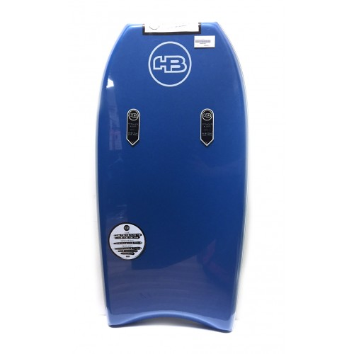 Bodyboard HB Hot Buttered Epic Dual 38 PE (Bleu/Blanc)
