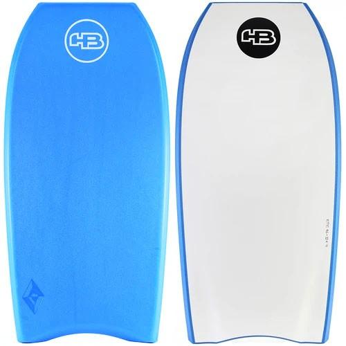Bodyboard HB Hot Buttered Epic Dual 40 PE (Aqua/Blanc)