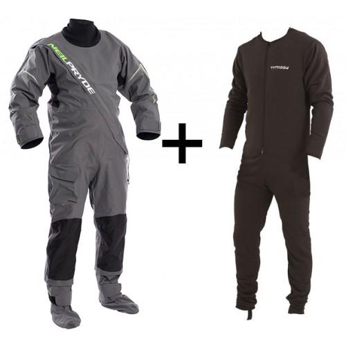 Combinaison étanche Neilpryde Raceline Drysuit + sous-vêtement