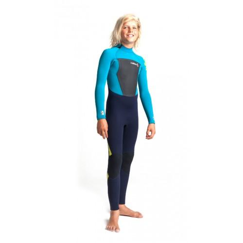 Combinaison de surf enfant C-skins Legend 5/4/3 mm (Slate)