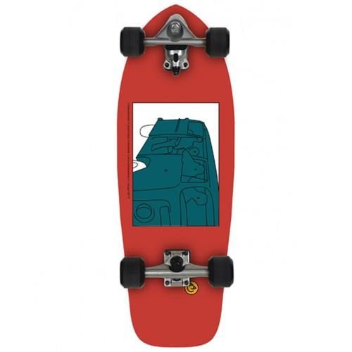 SurfSkate Slide Joy Sk Heritage 30 (Pour Carver)