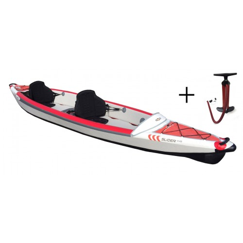 Kayak KXone Slider 445 Full HP2 (Haute pression 2 places)