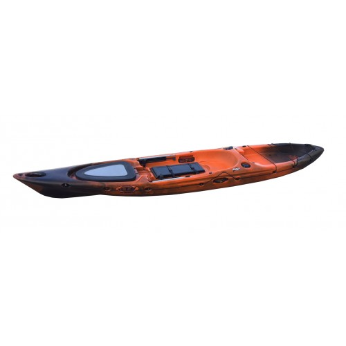 Kayak RTM Abaco 420 Luxe (Orange/Noir) Black Friday