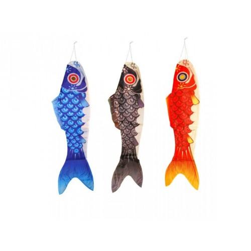 Manche à air Carpe Koi Fish (Noir)