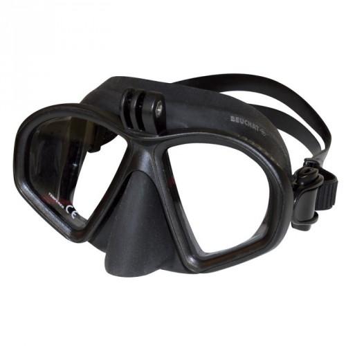 Masque Beuchat GP1 avec fixation caméra GoPro