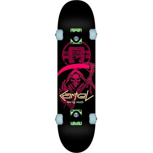 Planche de skate Cartel Death Kid 7.5  (Red)