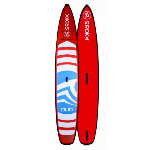 Paddle gonflable Sroka DUO Tandem Windsurf