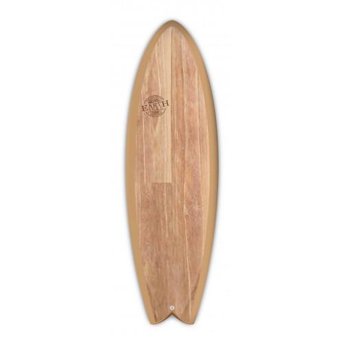 Planche de surf Earth 6'0 Robert's Quad Fish