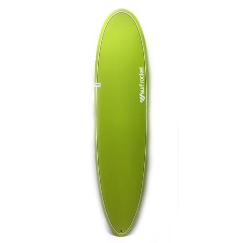Planche de surf Surf Rocket Egg 7'2 (Verte)
