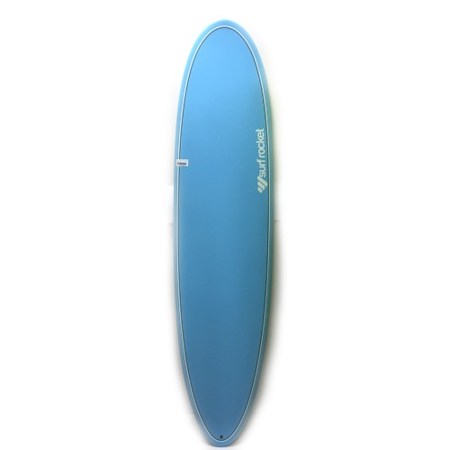 Planche de surf Surf Rocket Egg 7'6 (Bleu)