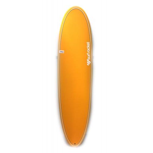 Planche de surf Surf Rocket Evolutive 6'8 (Orange)