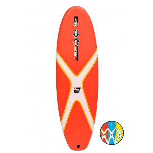 Planche de surf en mousse Exocet 6' Black Friday