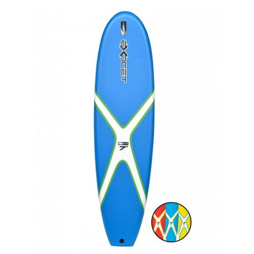 Planche de surf en mousse Exocet 7' Black Friday