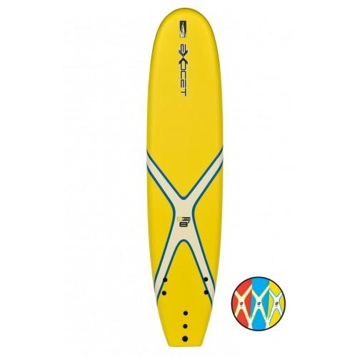 Planche de surf en mousse Exocet 8' Black Friday