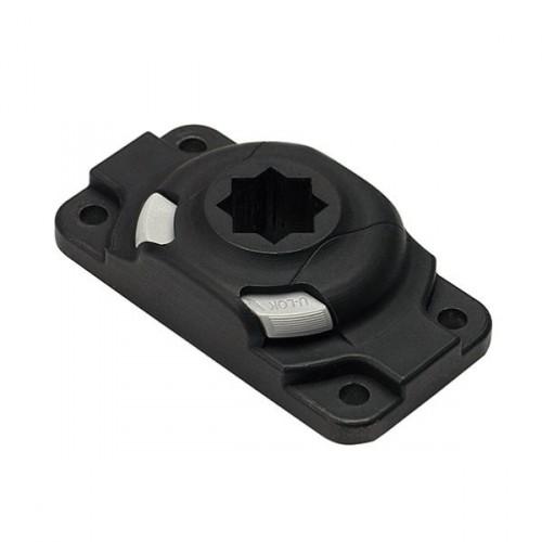 Receveur StartPort HD Railblaza (Noir)