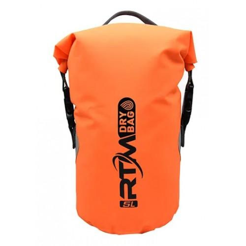 Sac étanche RTM 5 L. (Orange)
