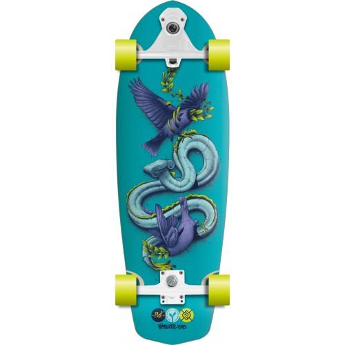 SurfSkate Flyingwheels Birdless 29 (Pour Carver)