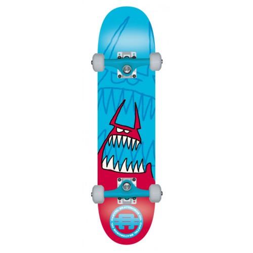 Planche de skate Cartel Monster Kid 7.5  (Bleu)