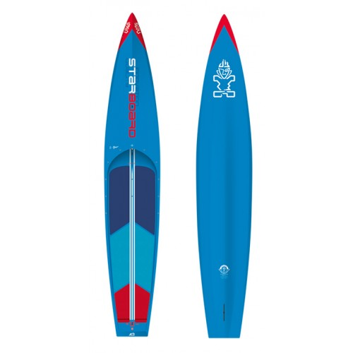 SUP Paddle Race Starboard All Star 12'6 x 26 Wood Carbon 2020