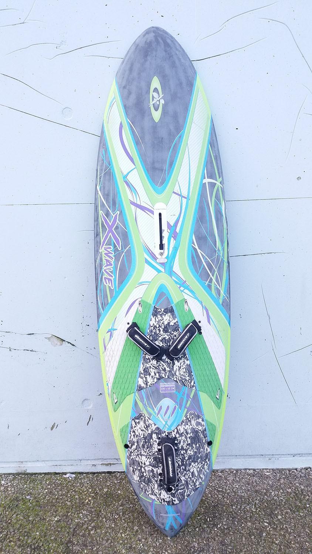 Planche Exocet X-Wave 111 L. 2013 occasion
