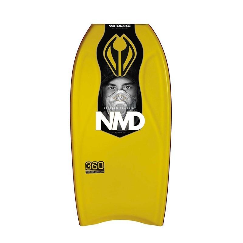 Bodyboard NMD 360 PE HD 42 (Jaune)