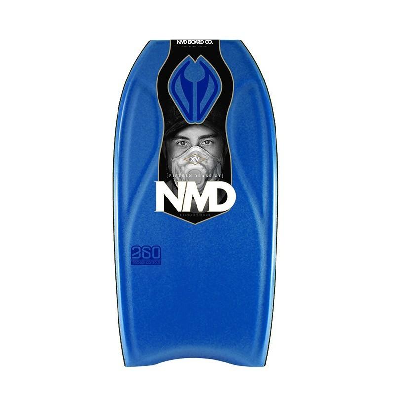 Bodyboard NMD 360 PE HD 41 (Royal blue)