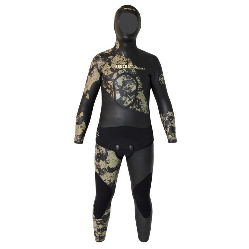 Combinaison Beuchat Espadon Elite (Veste 8 mm + Pantalon bas 7 mm)