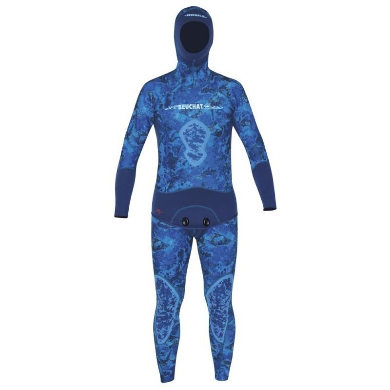 Combinaison Beuchat Rocksea Pacific 1.5 mm (Veste + Pantalon Pro)