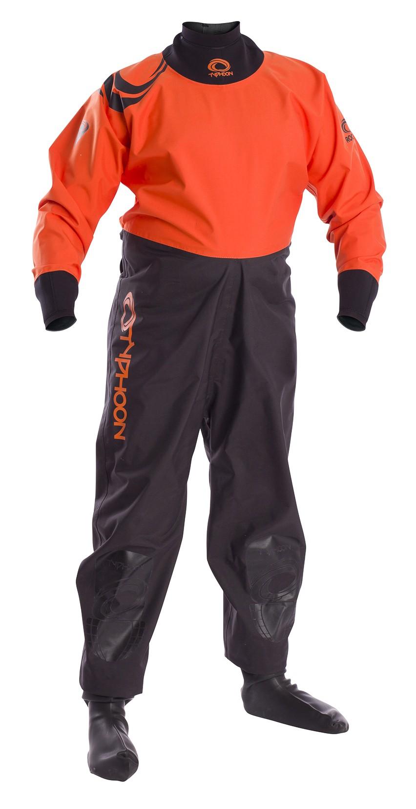 Combinaison étanche enfant Typhoon Junior Rookie JNR (Orange)