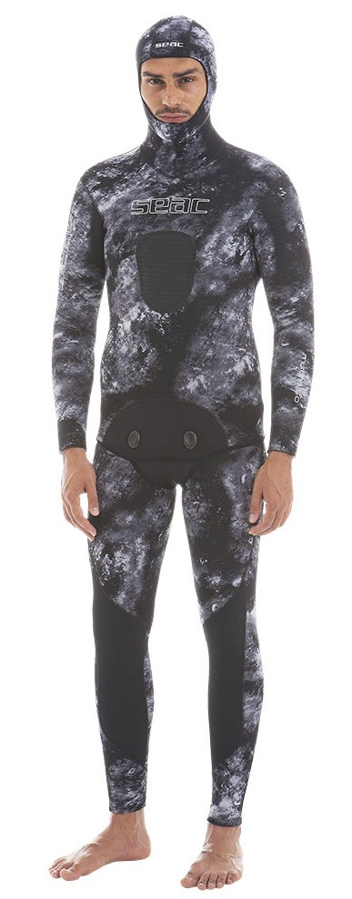 Combinaison Seac Murena (Veste 7mm + pantalon 5mm)