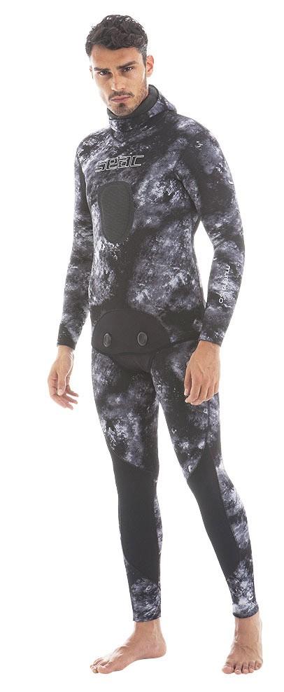 Combinaison Seac Murena (Veste 5mm + pantalon 5mm)
