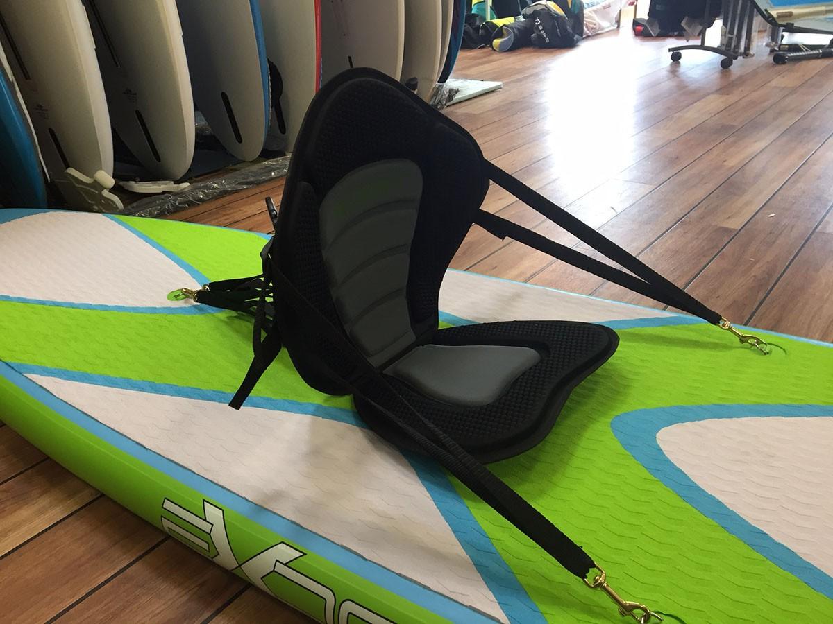 Siege de kayak pour paddle exocet