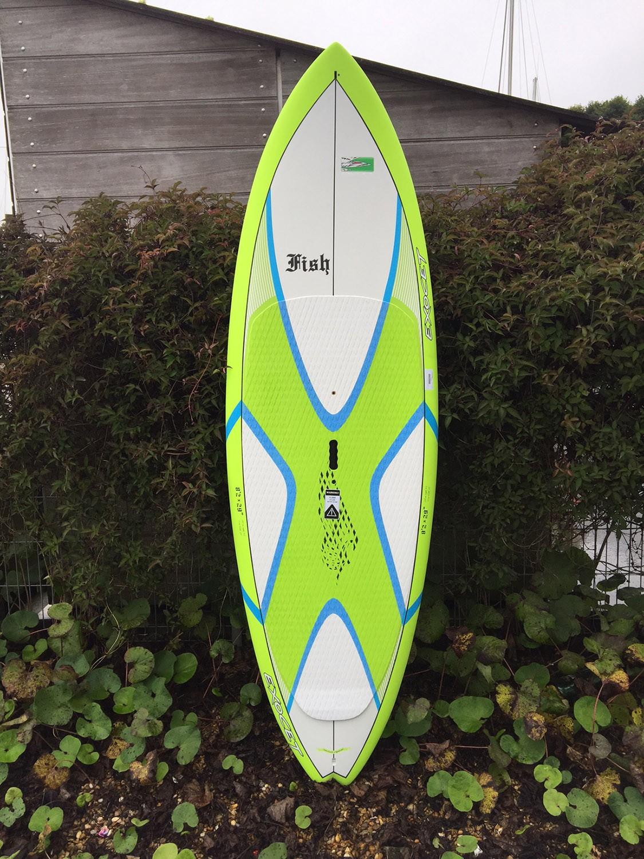 SUP de surf Exocet Fish 8'2'' (AST) Occasion