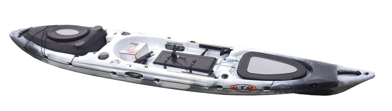 Kayak RTM Abaco 420 Luxe + Hitech Sondeur X4 (Storm)