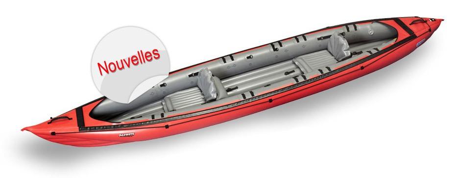 Kayak Gumotex Seawave (2ième choix)