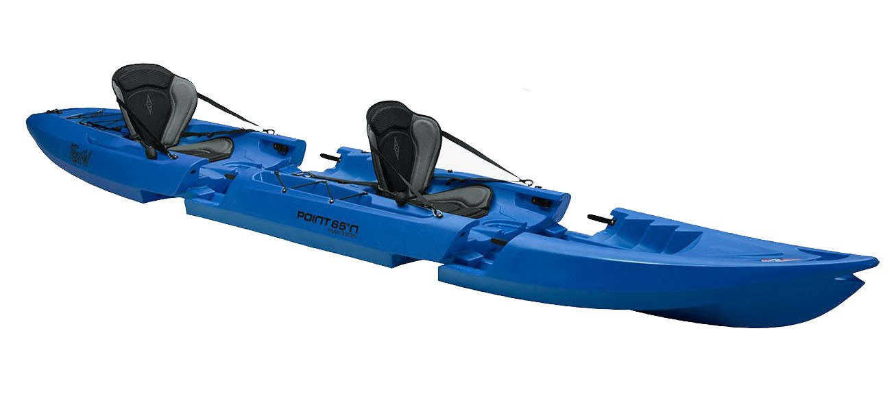 Kayak démontable Point 65 N Tequila GTX Tandem Duo (Bleu)
