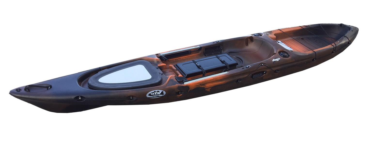 Kayak RTM Abaco 420 Standard (Orange/Noir) Black Friday