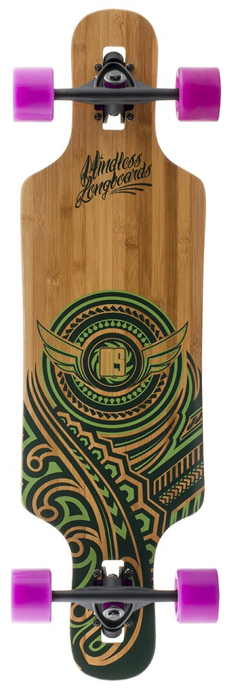 Longkate Mindless Raven II (Natural/Green)