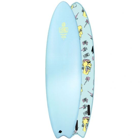 Surf O&E Ezi Rider 6'6 52l  blue