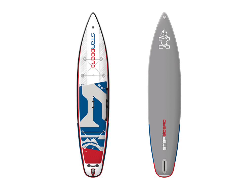 Paddle gonflable Starboard 12'6 x 30 Touring Deluxe