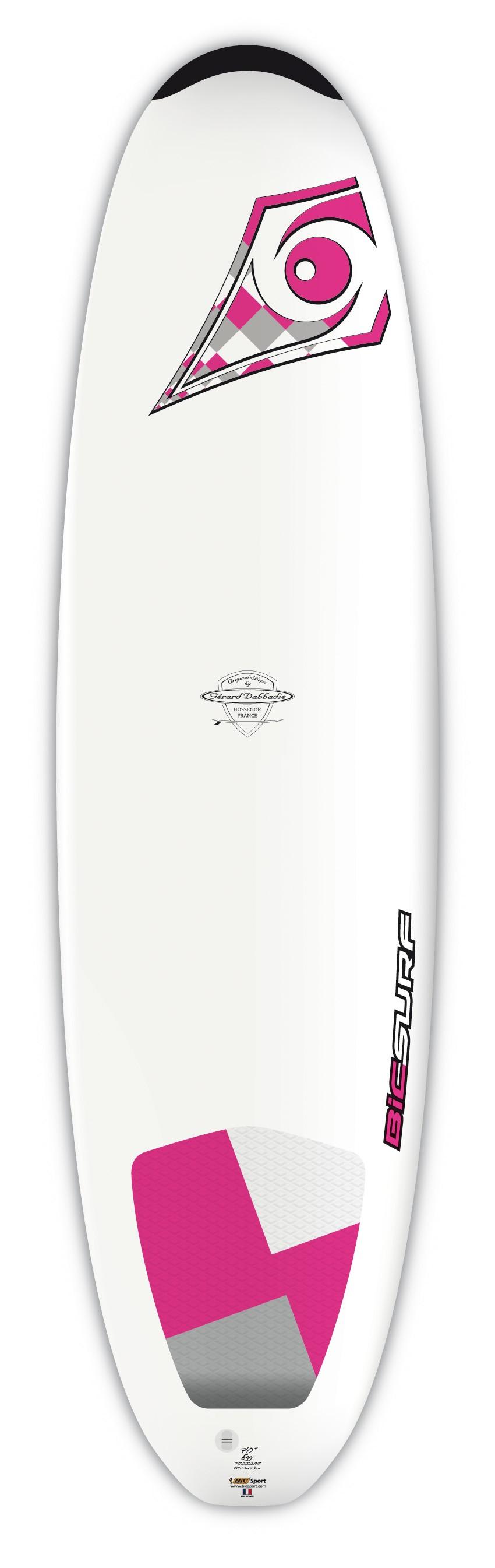 Planche de surf Bic 7'0 Egg Wahine