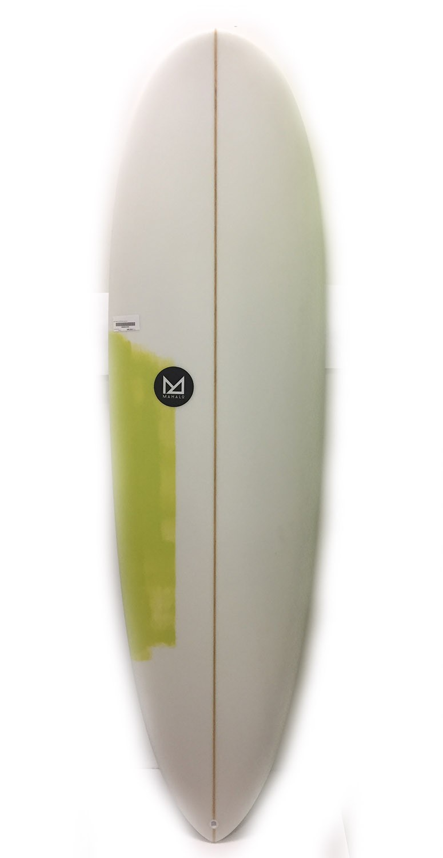 Planche de surf Mahalo 6'8 Inoke Egg Pintail
