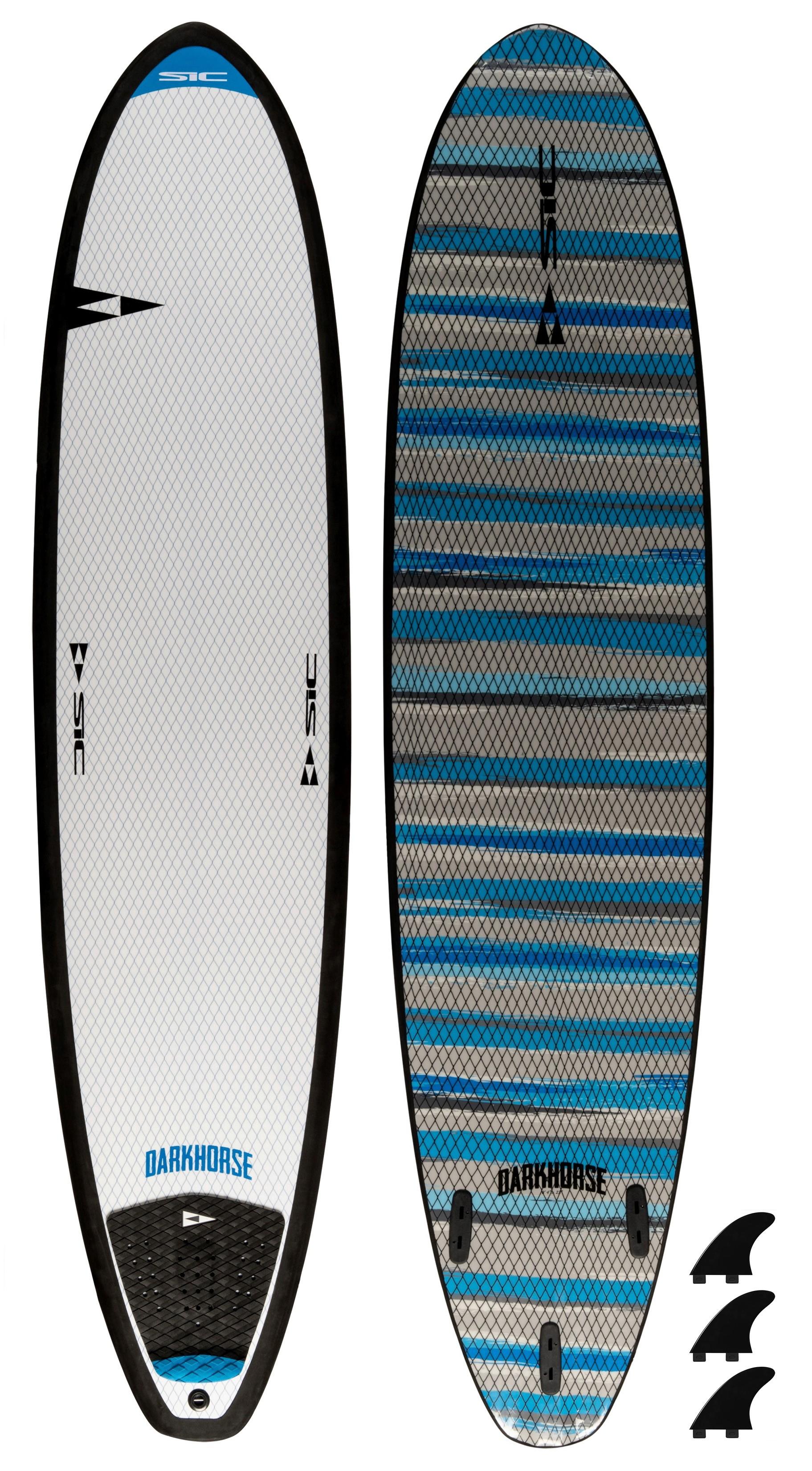 Planche de surf SIC 8.4 Darkhorse (Vortex)