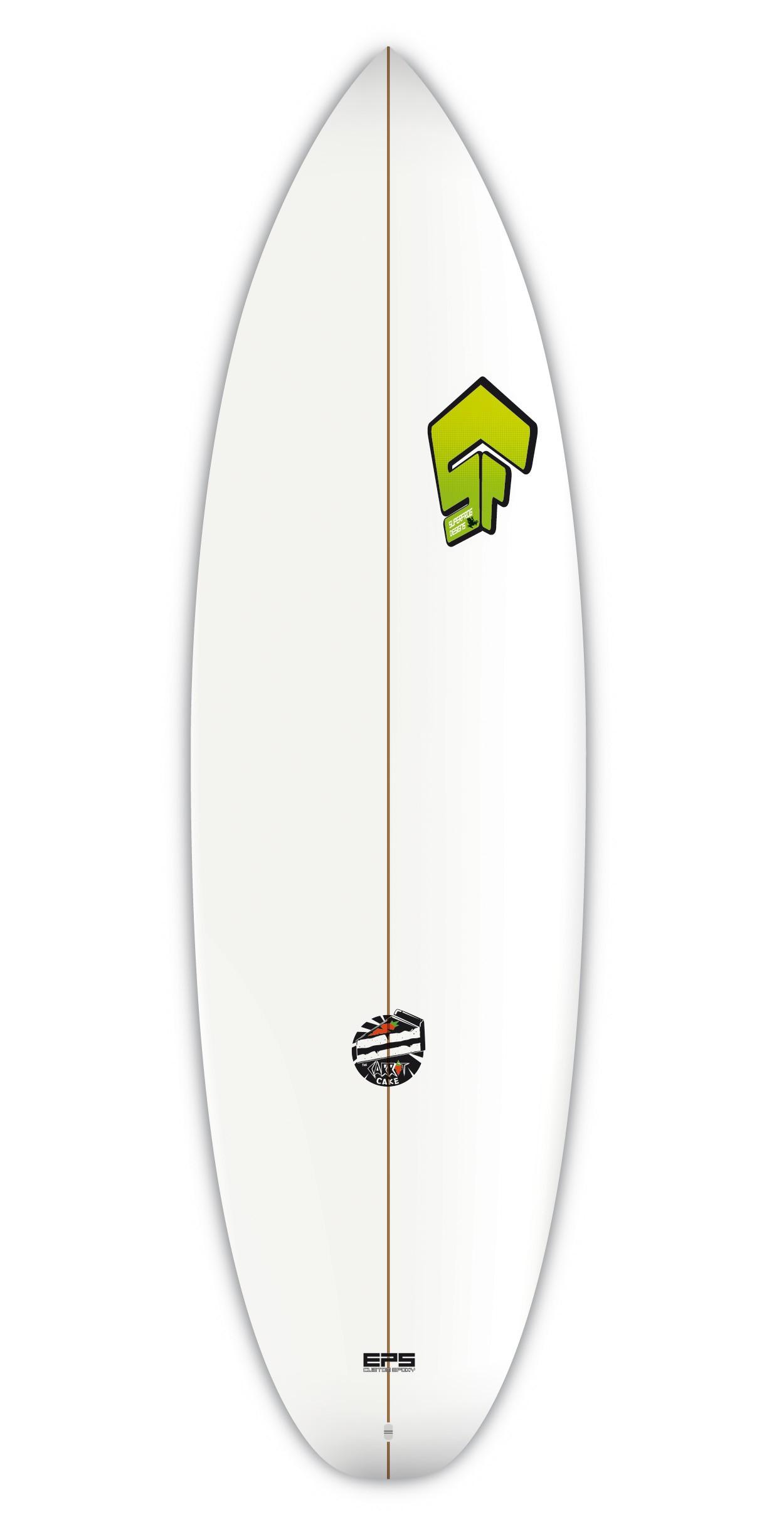 Planche de surf Superfrog Carrot Cake 6'4