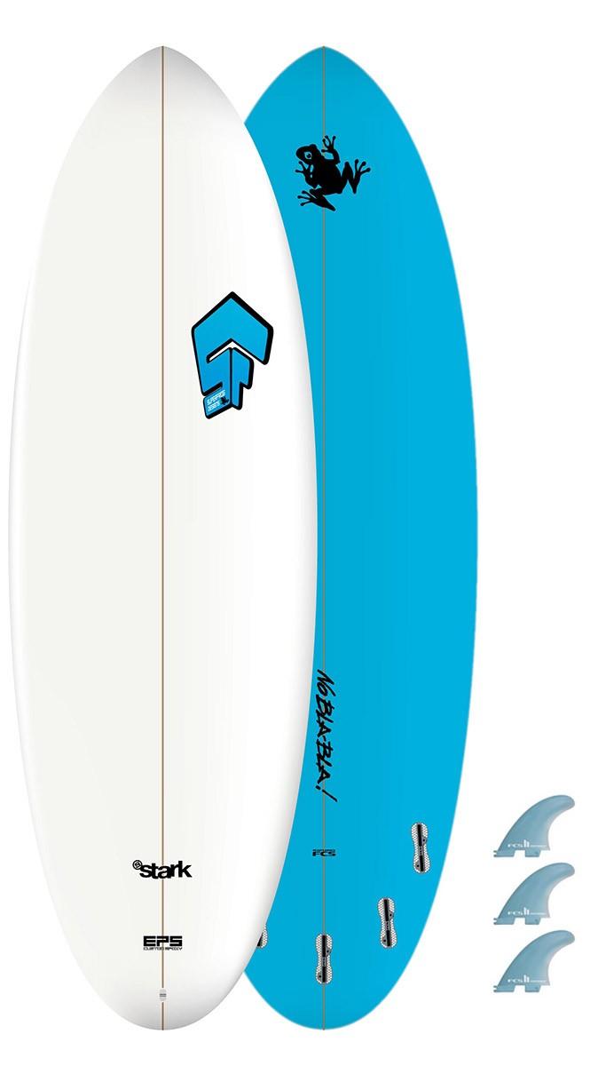 Planche de surf SuperFrog 5'10 Bean 2019