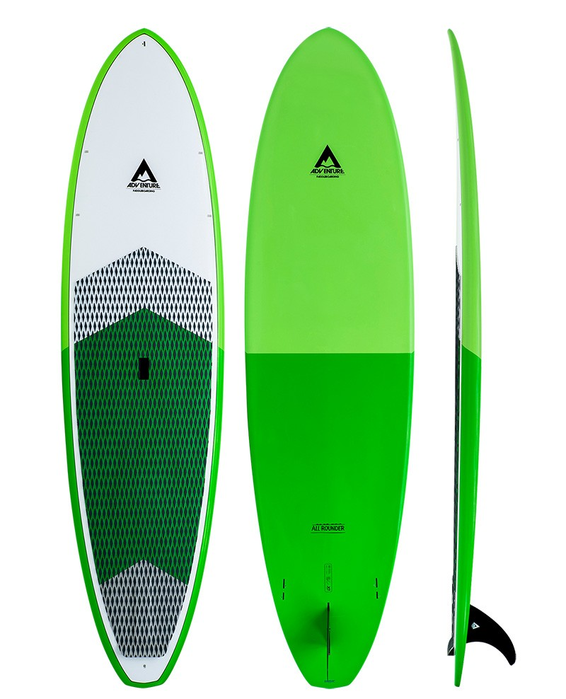 SUP paddle GSI Adventure All Rounder X1 10'6 (Vert)